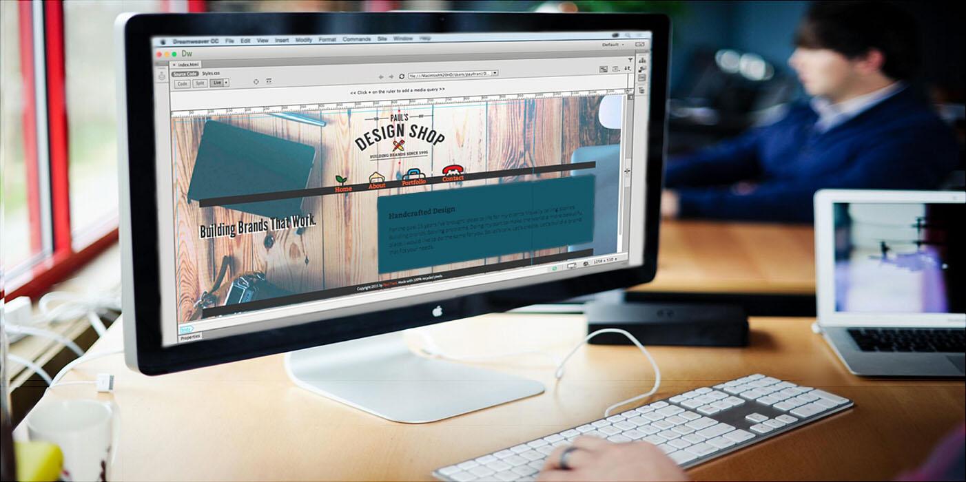 Το Web Design κάθε Ιστοσελίδας